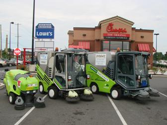 ABA Green machines